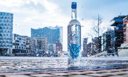 Sachsenland wird Logistikpartner für Hamburg Blue Premium-Vodka