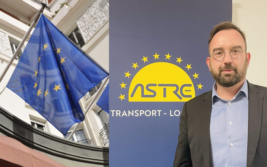 Ausbau des Produktportfolios: Benoit Lenoir ist neuer Direktor für Geschäftsentwicklung und Innovation im ASTRE-Netzwerk